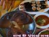 생활의 달인, 전주초장김밥...문어 숙회와 꼬마김밥의 환상 조합