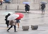 오늘의 날씨...내일까지 전국 대부분 지역 비 또는 눈 내려