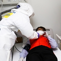 중국 우한 폐렴 세 번째 국내 확진자 명지병원서 치료
