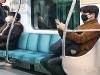 [사진] 코로나19 '심각' 격상 후 출근길 '마스크 쓰고 띄엄띄엄'