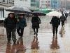 오늘의 날씨...전국 비, 강원산지 많은 눈 내려