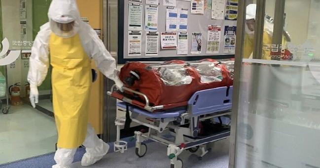 코로나19 확진자 집단 발생...대구·경북 응급의료 마비