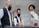한국 찾은 WHO, 코로나19 환자 치료 중 사망 없어 놀라