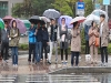 오늘의 날씨...남부내륙 지역 비 내리며 천둥·번개 동반