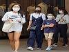 일본 코로나19 발생현황...신규 확진자 64명, 소규모 집단감염 이어져